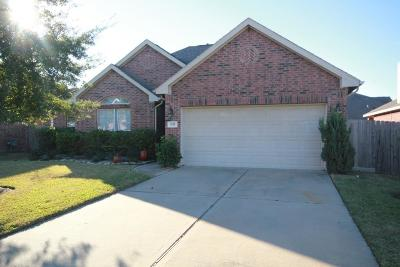Katy Single Family Home For Sale: 1711 Sonny Path Drive
