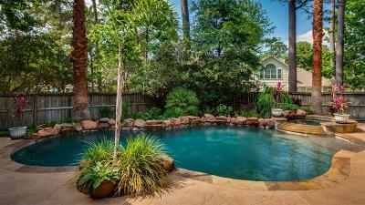 The Woodlands Single Family Home For Sale: 2 Shellbark Place