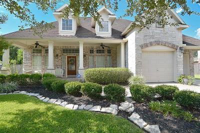 Humble Single Family Home For Sale: 7610 Tyler Creek Lane