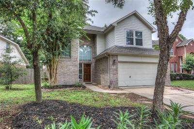 The Woodlands Single Family Home For Sale: 47 S Rambling Ridge Place