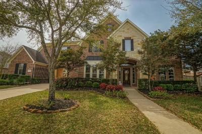 Humble TX Single Family Home For Sale: $415,000