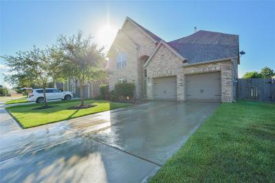 Shadow Creek Ranch Single Family Home For Sale: 13511 Silent Walk