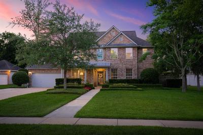Missouri City Single Family Home Pending: 8807 S Fitzgerald Way