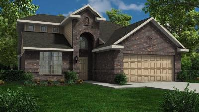 Alvin Single Family Home For Sale: 5181 Dry Hollow Drive