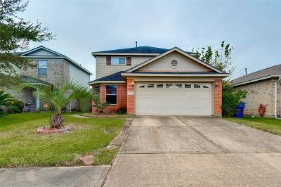 Channelview Single Family Home For Sale: 15410 Apple Bloom Way