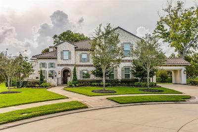 Sugar Land Single Family Home For Sale: 5026 Tillbuster Ponds Court