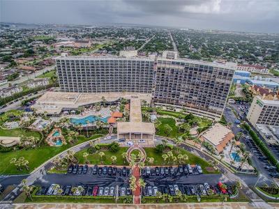 Galveston Mid/High-Rise For Sale: 5220 Seawall Boulevard #1031D