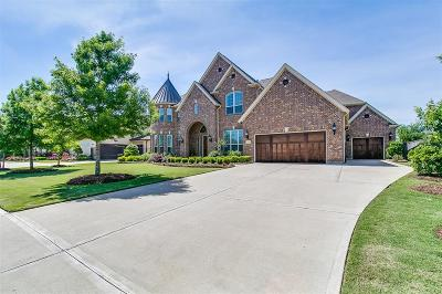 Katy Single Family Home For Sale: 2914 Brighton Sky Lane