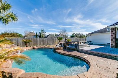 Pearland Single Family Home For Sale: 3901 Dunlavy Drive