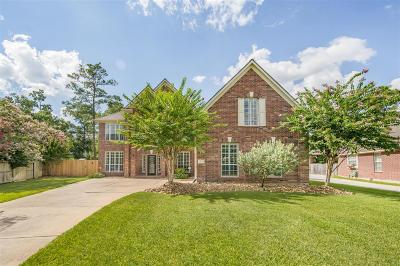 Cypress Single Family Home For Sale: 12002 Sandler Bend