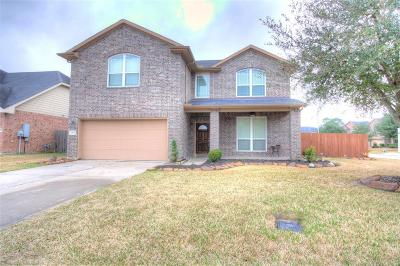 Pearland Single Family Home For Sale: 2408 Quiet Arbor Lane