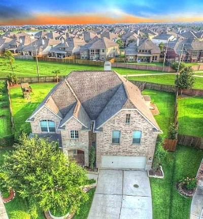 Pearland Single Family Home For Sale: 2213 Pearl Bay Court