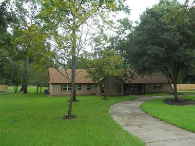 Conroe Single Family Home For Sale: 15338 Runnymede Street