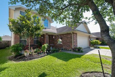 Humble Single Family Home For Sale: 8731 Farm Ridge Lane