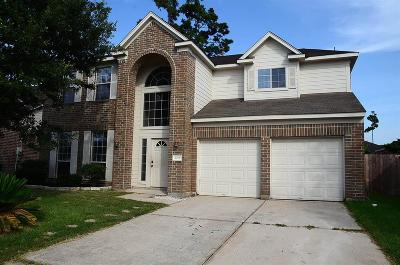 Humble Single Family Home For Sale: 4038 Tree Moss Place