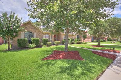 Pearland Single Family Home For Sale: 11406 Freestone Avenue