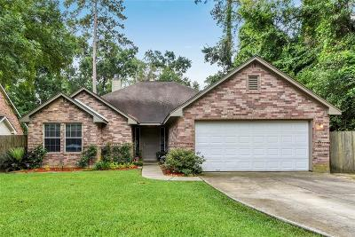 Conroe Single Family Home For Sale: 1607 Flamingo Street