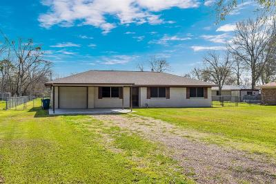 Richmond Single Family Home For Sale: 2303 Spacek Road