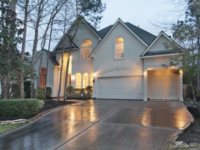 The Woodlands Single Family Home For Sale: 22 Day Lily Place