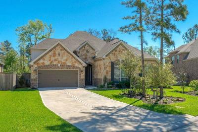 Montgomery Single Family Home For Sale: 161 Haileys Run