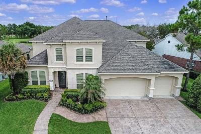 League City Single Family Home For Sale: 2418 Masters Drive