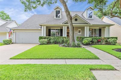 Sugar Land Single Family Home For Sale: 1606 Fairview Drive Drive