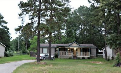 Single Family Home For Sale: 16314 Ashlyn Timbers Lane
