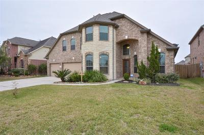 Tomball Single Family Home For Sale: 9507 Ashmond Lane