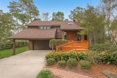 The Woodlands Single Family Home For Sale: 69 Huntsmans Horn Circle