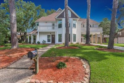 Humble Single Family Home For Sale: 8410 Rebawood Drive