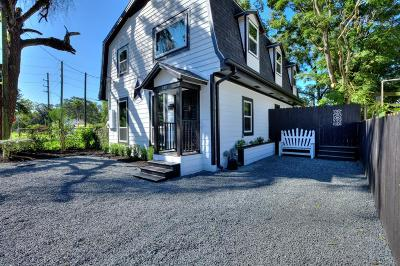 Richmond Single Family Home For Sale: 610 Front Street