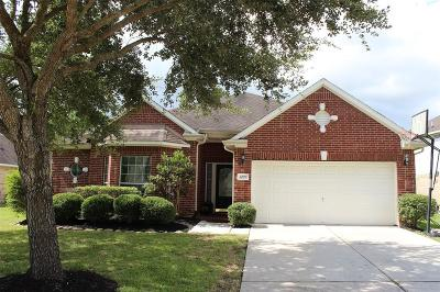 League City Single Family Home For Sale: 4207 Running Pine Drive
