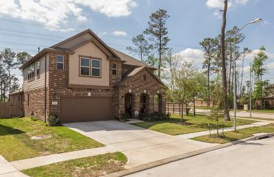 Kingwood Single Family Home For Sale: 20739 Fawn Timber