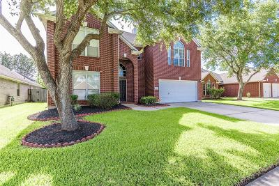 League City Single Family Home For Sale: 406 Cedar Point Drive