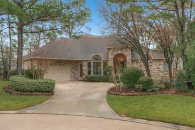 The Woodlands Single Family Home For Sale: 3 Acorn Cluster Court