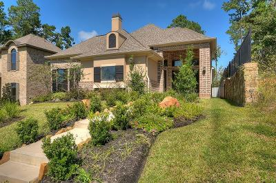 Conroe Single Family Home For Sale: 30 Evangeline Boulevard