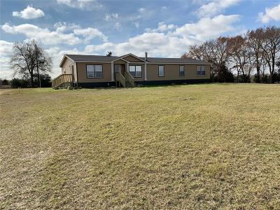 Grimes County Single Family Home Pending: 10557 Fm 244 Road