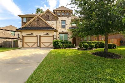 Kingwood Single Family Home For Sale: 21319 S Kings Mill Lane