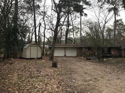 Dickenson, Dickinson Single Family Home For Sale: 3515 Elm