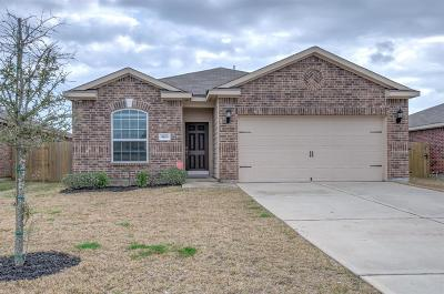 Humble Single Family Home For Sale: 9106 Stagewood Drive