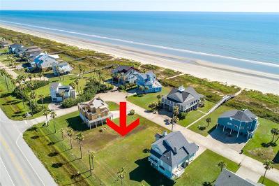 Galveston Residential Lots & Land For Sale: 19135 Kahala Drive