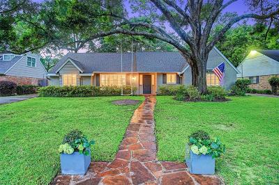 Houston Single Family Home For Sale: 13910 Woodthorpe Lane