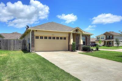 La Marque Single Family Home For Sale: 102 Cheyenne River Drive