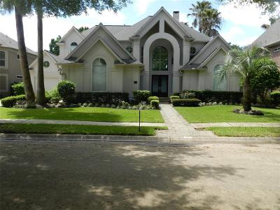 Sugar Land Single Family Home For Sale: 27 Lake Mist Drive