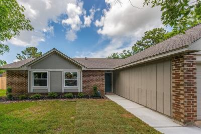 Dickinson Single Family Home For Sale: 5005 Green Willow Lane