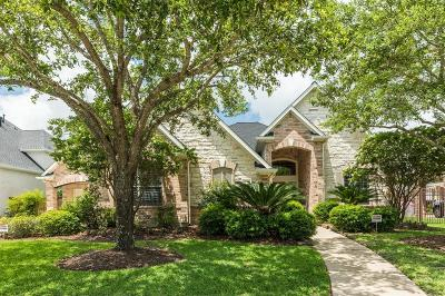 Manvel Single Family Home For Sale: 2815 Shallow Springs Court