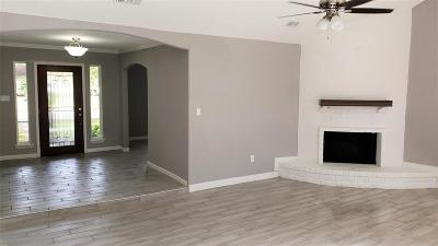 Friendswood Single Family Home For Sale: 5310 Appleblossom Lane