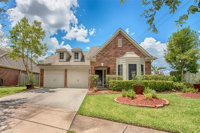 Single Family Home For Sale: 14002 Crown Glen Court