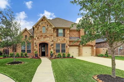 League City Single Family Home For Sale: 1505 Noble Way Court