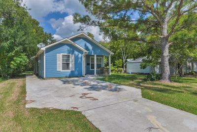 La Marque Single Family Home For Sale: 608 Bluebonnet Drive